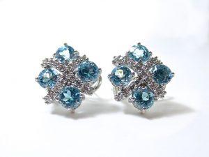 diamond earrings worth it