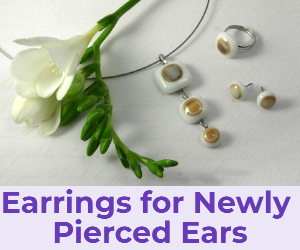 earrings for newly pierced ears