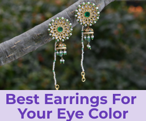 earrings for your eye color