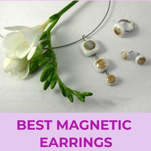 best magnetic earrings
